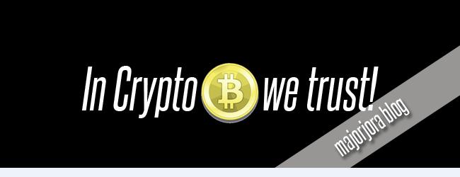 Ошибочное мнение о Bitcoin.