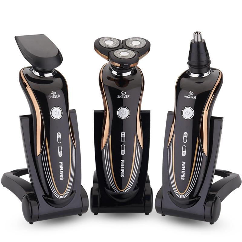 3-IN1-Mens-Electric-Shaver-2016-Hot-Shav