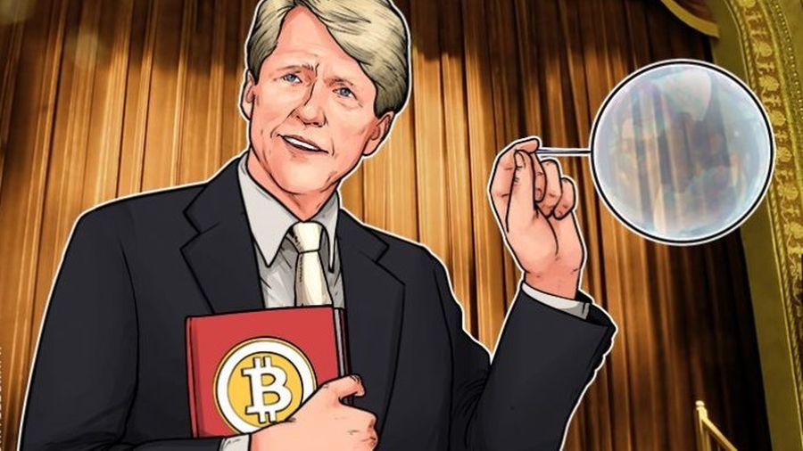 Картинки по запросу shiller bitcoin