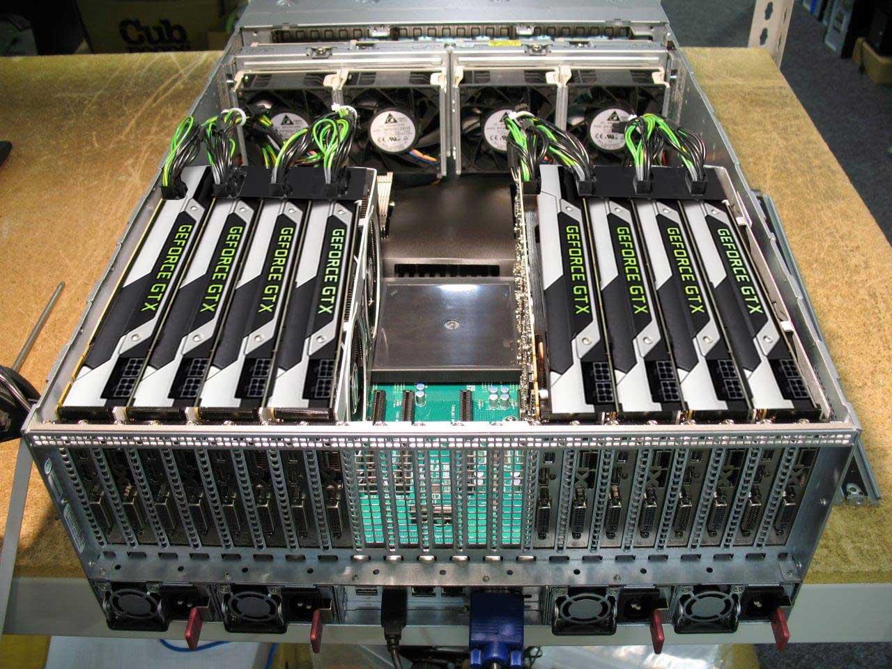 Спрос на 4U корпус для 6 видеокарт - Страница 8 - Аппаратная часть