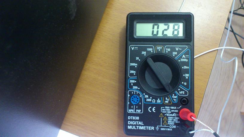 dt-838 digital multimeter инструкция на русском