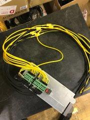 БП серверный с проводом 6мм