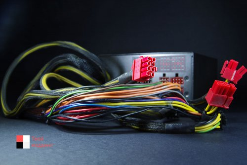Оплетка кабелей блока питания Chieftec (оплетениекабелей блока питания