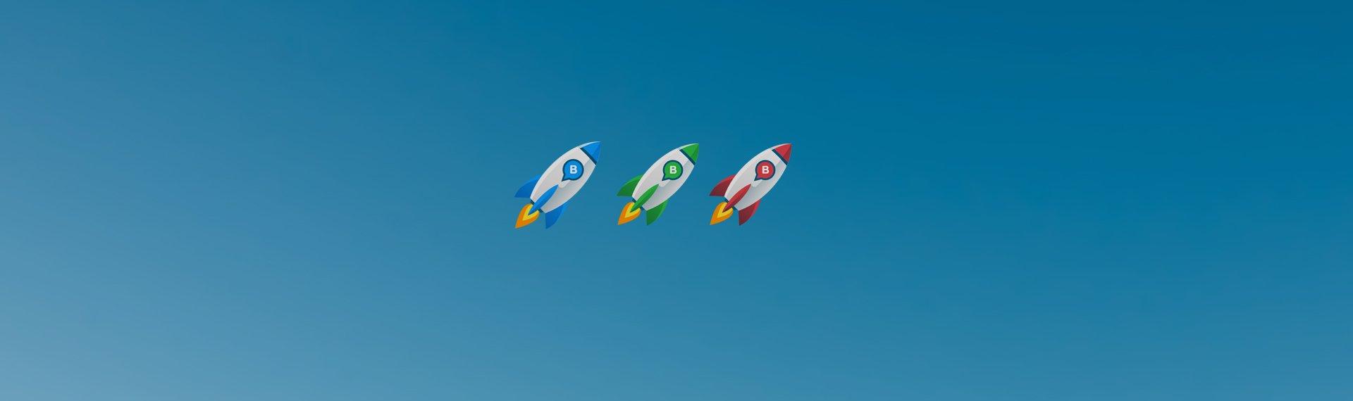 Необычная ракета от Bitok.cc