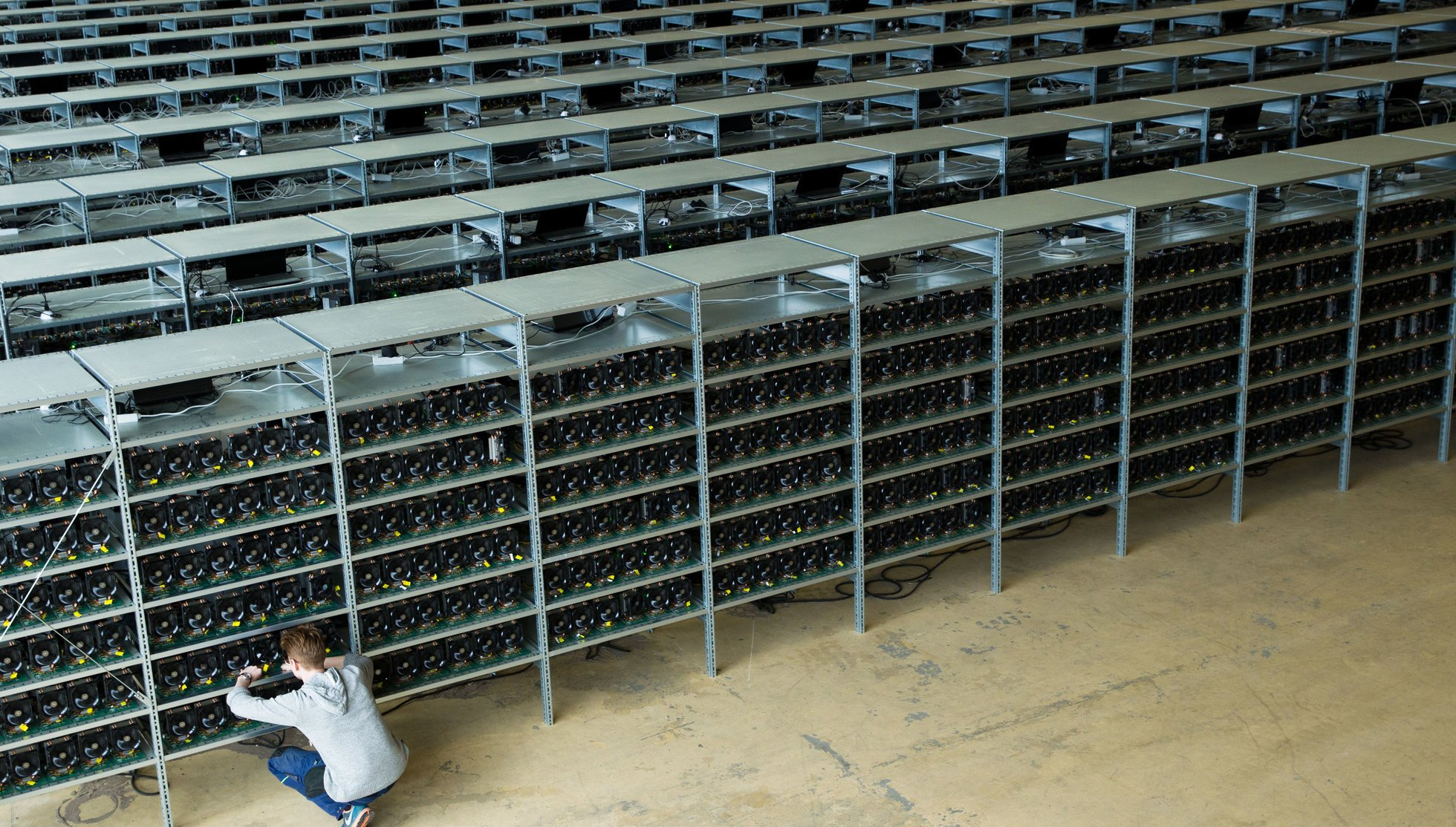 """""""Смерть"""" домашнего майнинга и глобализация добычи криптовалют. Переходим в промышленные масштабы"""